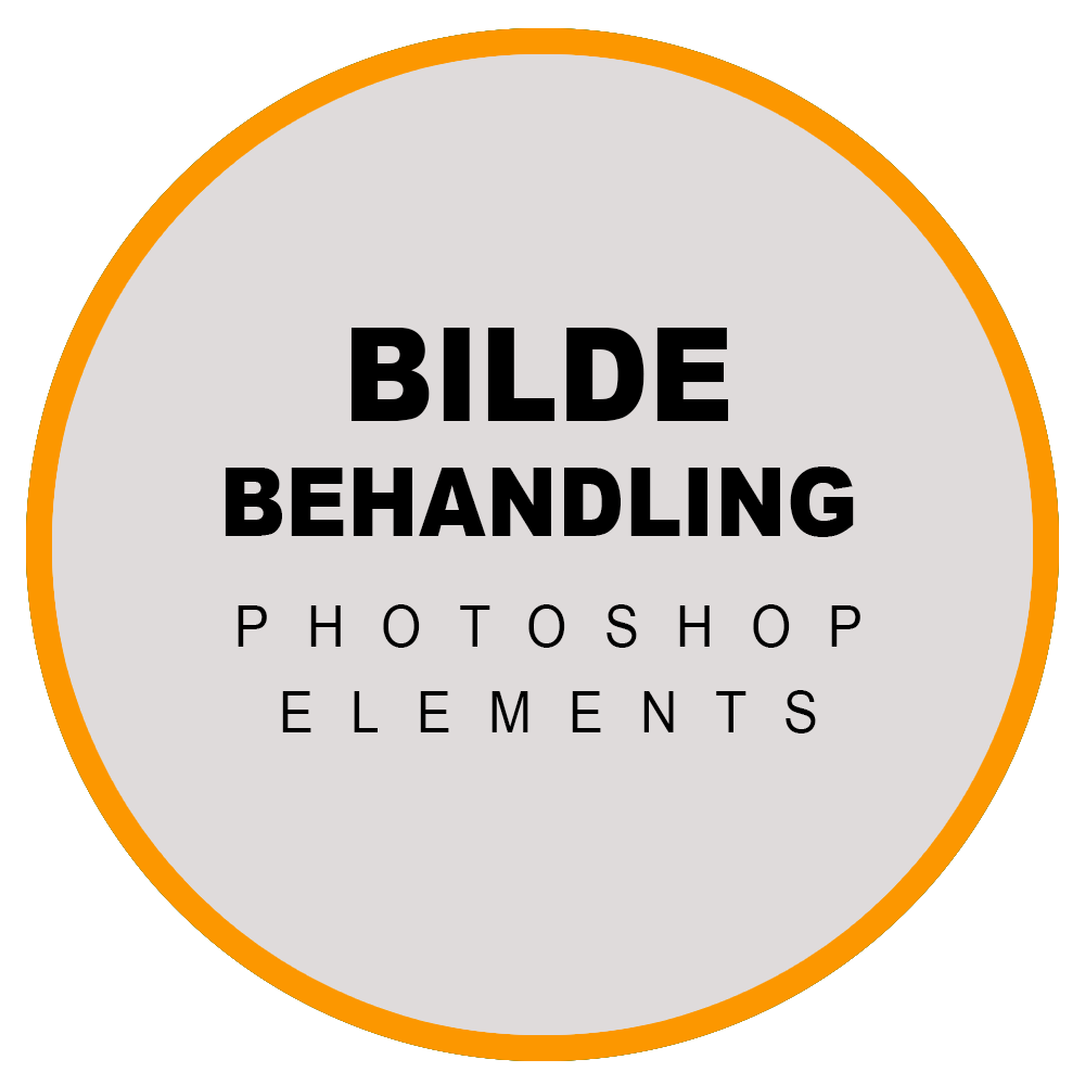 Bildebehandling Photoshop Elements