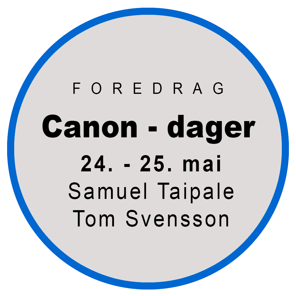 Canon-dager