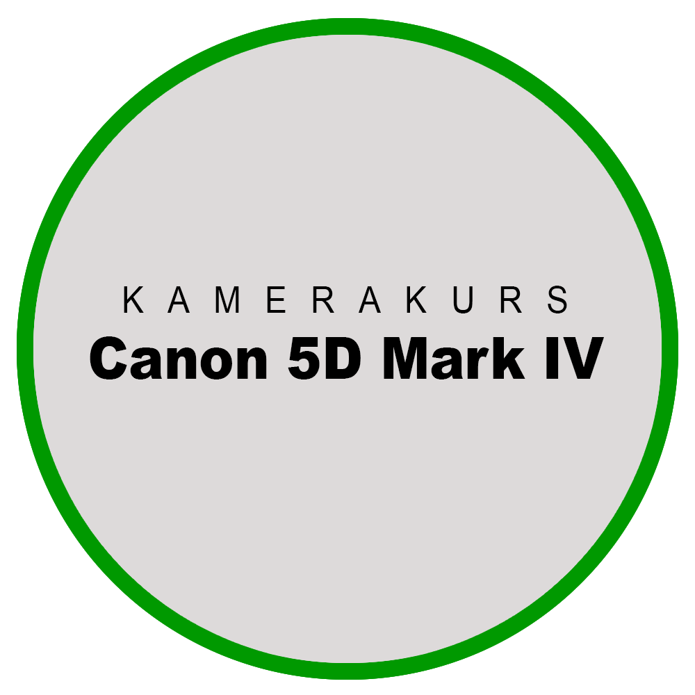 Kamerakurs 5D Mark IV - Foto.no