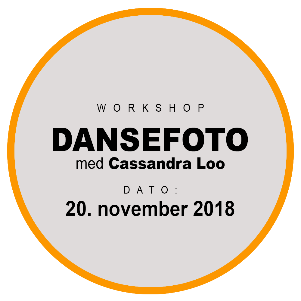 Workshop dansefotografering